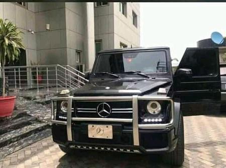 Fans Congratulate Alhaji Pasuma As He Gets a New Ride