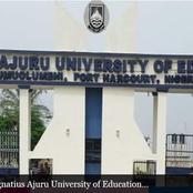 Ignatius Ajuru University (IAUE) Rivers State Suspends Lecturer For Impregnating Female Student.
