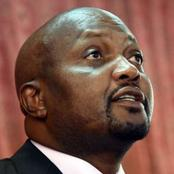 Kenyans Mixed Reactions on Moses Kuria Post on Social Media