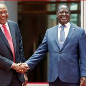 Hidden Reasons Why The President Had a Handshake With Raila