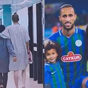 ترك طفلين صغيرين.. قصة لاعب المغرب الذي مات بالسرطان