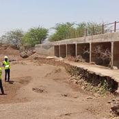 Turkana Officials Move To Fix Main road Destroyed By Flash Floods