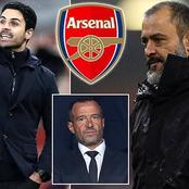 Arsenal Hierarchy Alerted Over Manager Appointment As Arsenal Languish in Mid Table Positions