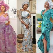 Cute Aso Ebi Styles For Beautiful Ladies Who Want To Look Better