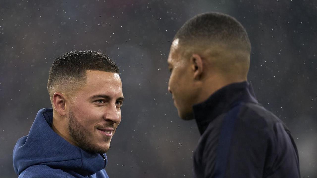 Transfer news - Real Madrid plan to use Eden Hazard as pawn in Kylian Mbappe bid