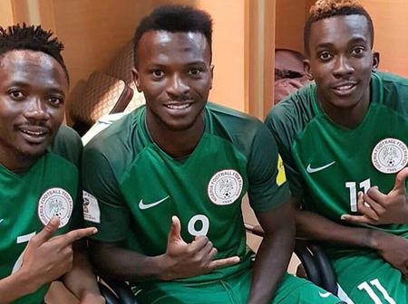 Three Players Rohr Should Bring Back to the Super Eagles in 2021