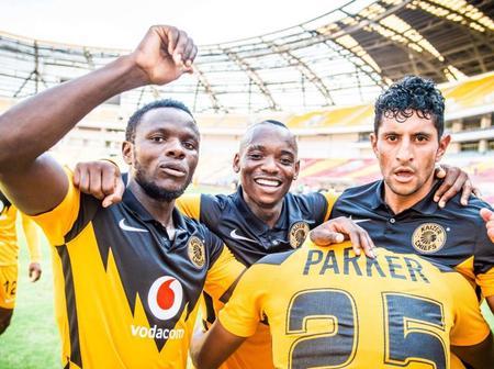 Gavin Hunt revealed Great News For Khama Billiat Ahead CAF Champions League Match
