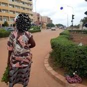 A Yopougon, une mendiante à un client de maquis :