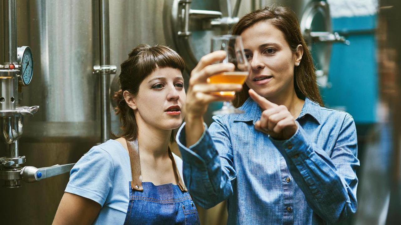 Roman über Bier in den USA – Wenn Frauen brauen
