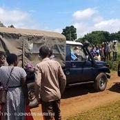 A Teacher Hacks His Counterpart Male Teacher To Death Over A Female Teacher In Kirinyaga