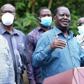Good News For Parents as Raila Makes Major Announcement on Free Education
