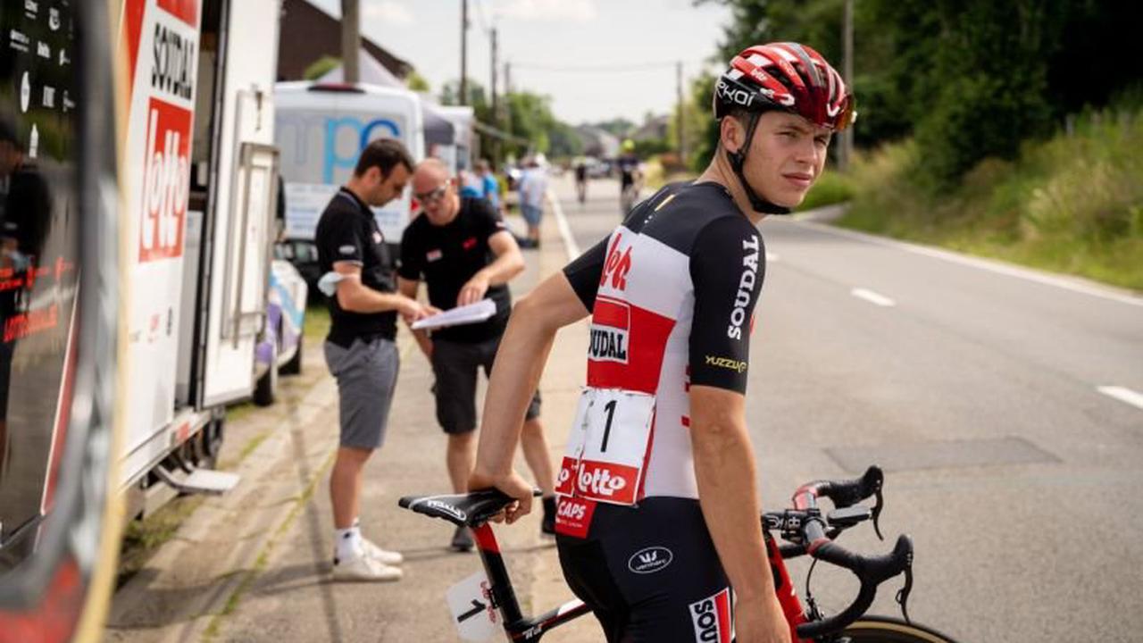 Tour Alsace - Arnaud De Lie remporte la 2e étape et prend la tête