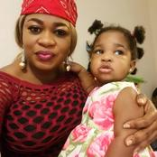 Check Out Lovely Photos Of US-based Yoruba Actress And Her Beautiful Children