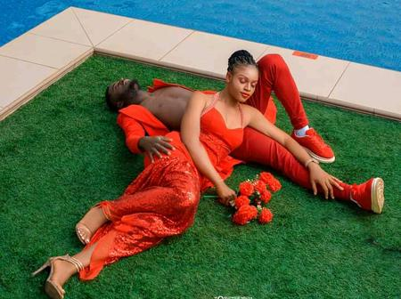 Nigerian Comedian, Lord Zeus, Wowed Viewers On April Fool's Day As He Flaunts Pre-Wedding Photos