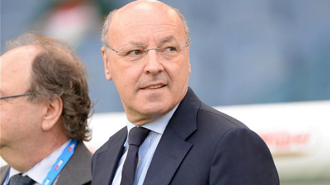 Beppe Marotta makes clear his Inter Milan commitment