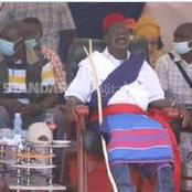 Just In: ODM Leader Raila Odinga Crowned as Duruma Elder in Kwale County