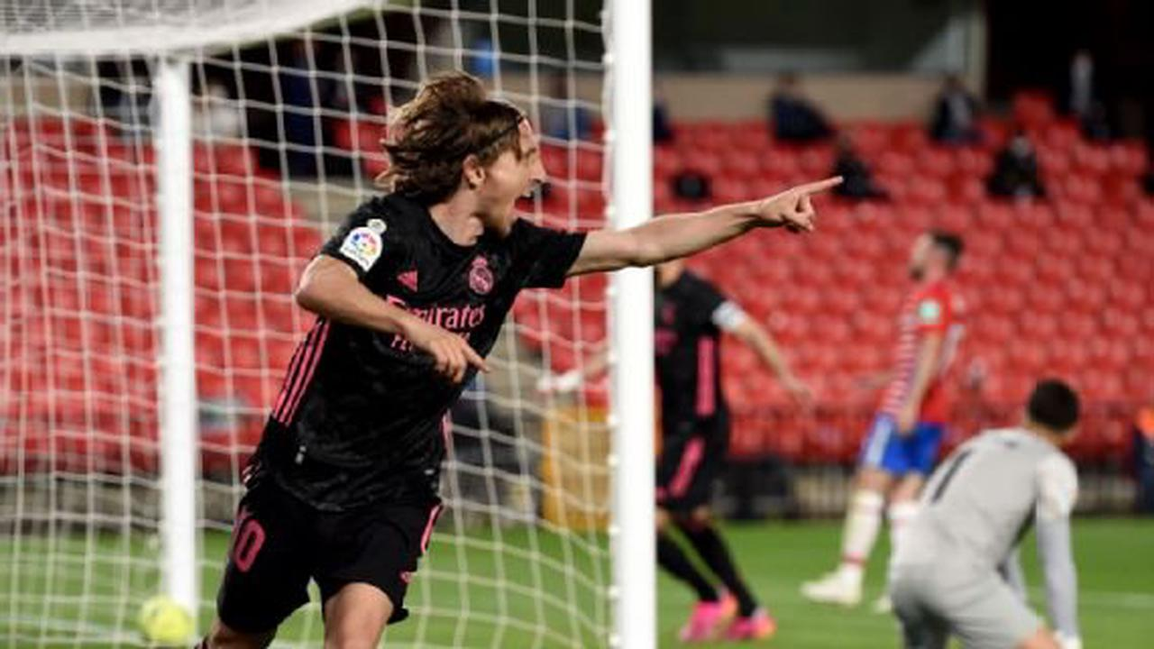 Modric 9/10, youngster Gutierrez 8/10 as Real Madrid keep pace in the La Liga title race