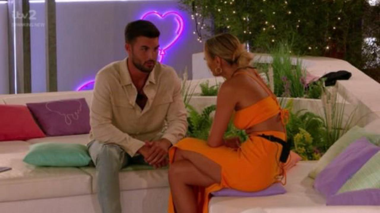 Love Island's Millie finally dumps cheat Liam as fans accuse him of gaslighting