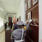 L'ancien Premier ministre, feu Amadou Gon,