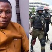 Breaking News:Focus on Gumi, Shekau Before Chassing Me, Sunday Igboho Tells FG (Check The Details).