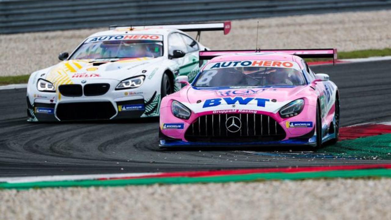DTM in Assen: Nur Juncadella schneller als Tabellenführer van der Linde