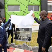 Distribution de médicaments : le premier ministre Hamed Bakayoko inaugure l'antenne régionale de...