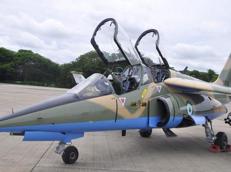 Nigerian Fighter Jet Goes Missing During Boko Haram Operation
