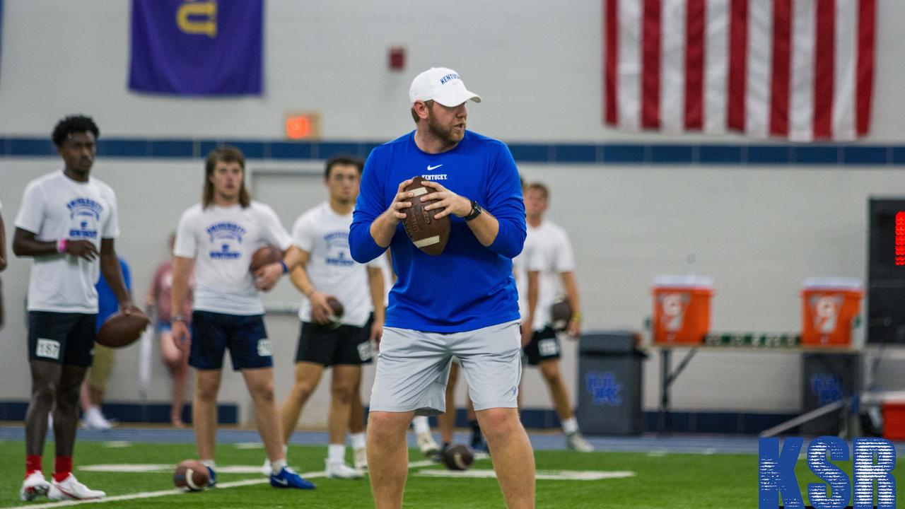 """Sean McVay says UK OC Liam Coen was """"one of (his) most trusted coaches"""" in Los Angeles"""