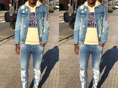 At First I thought It Was A Guy: See The Photo Asisat Oshoala Shared That Sparked Reactions On #IG
