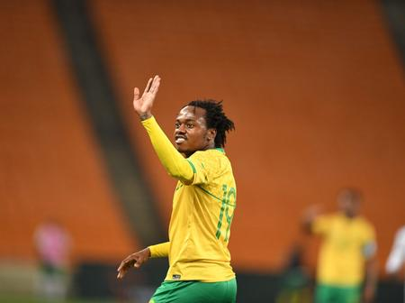 Percy Tau Falls Short In AFCON List Of Leading Goalscorers Read More.