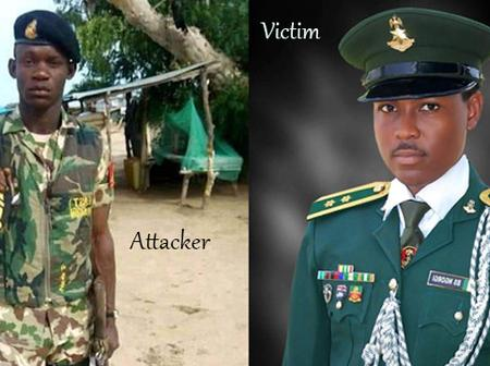 I killed Him Because He Refused to Give Me Travel Pass -Soldier Who Killed Colleague