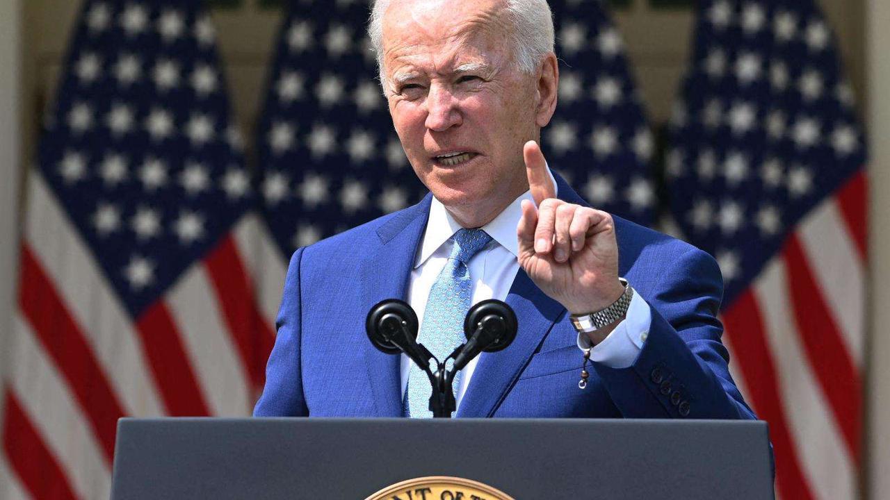 """Biden announces executive actions to curb gun violence """"epidemic"""""""