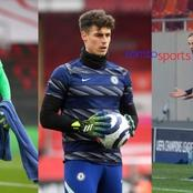 Chelsea Keeper; Edouard Mendy Talks Fight With Kepa And Tuchel's Impact