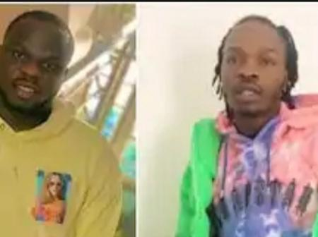 Apostle Omashola Condemned Naira Marley, See What He Said That Made Fans To React