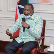 """""""I Have not endorsed anyone!"""" Uhuru Declares To The People Of Mount Kenya"""