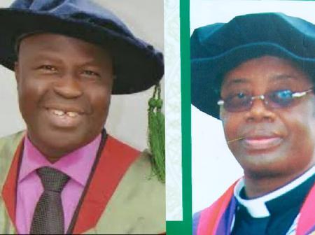 FUOYE: How late Adejuyigbe prophesied my VCship- Fasina (PHOTOS)