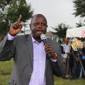 Former Bomet Governor Isaac Rutto Breaks Silence On The BBI Report