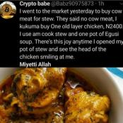 Twitter Users Share How They Are Improvising, Show Off Meals Prepared Without Tomatoes Or Beef