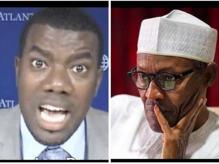 After Reno Omokri Planned To Release PMB's New Hospital Address, See What A Northerner Begged Of Him