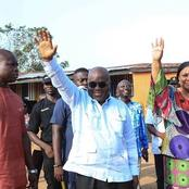 President Akufo-Addo, First Lady, Vice President And Wife To Take The First Shot Of  The Vaccine