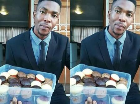 There's A Good Reason Why I Wear Suit Just To Hawk My Goods In The Street - Young Man Says
