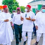 Ebube-Agu: South Eastern Governors Launch New Security Outfit