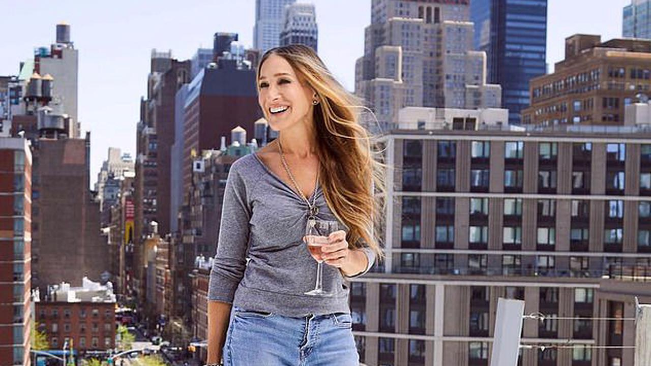 Sarah Jessica Parker EXCLUSIVE: The Sex And The City star talks the 'honor' of winning GOLD MEDALS for Invivo X SJP: 'Lots of love has gone into making our wines'