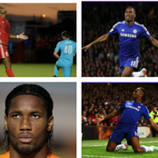 Dider Drogba, history will never forget this football hero