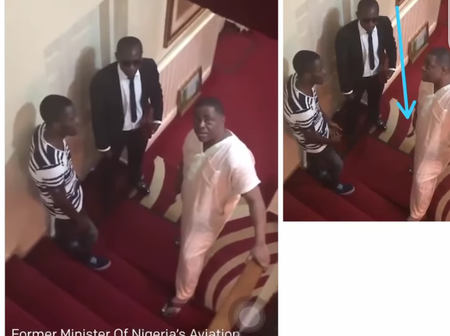 Reactions to video of Fani-Kayode threatening one of his members of staff with hammer