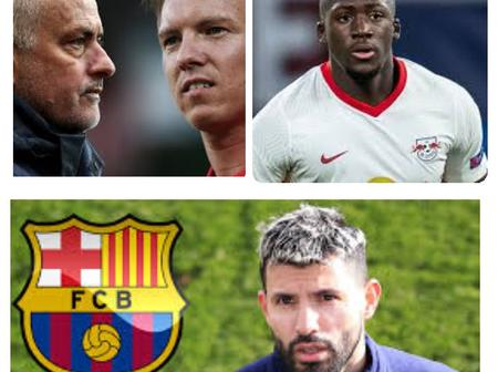 Transfer Update On Mourinho's Replacement, Madrid Eyeing Konate, 4 Clubs Want Aguero