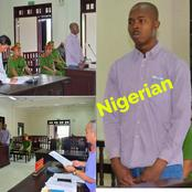 Another Nigerian Sentenced To Death In An Asian Country, Check Out What He Did