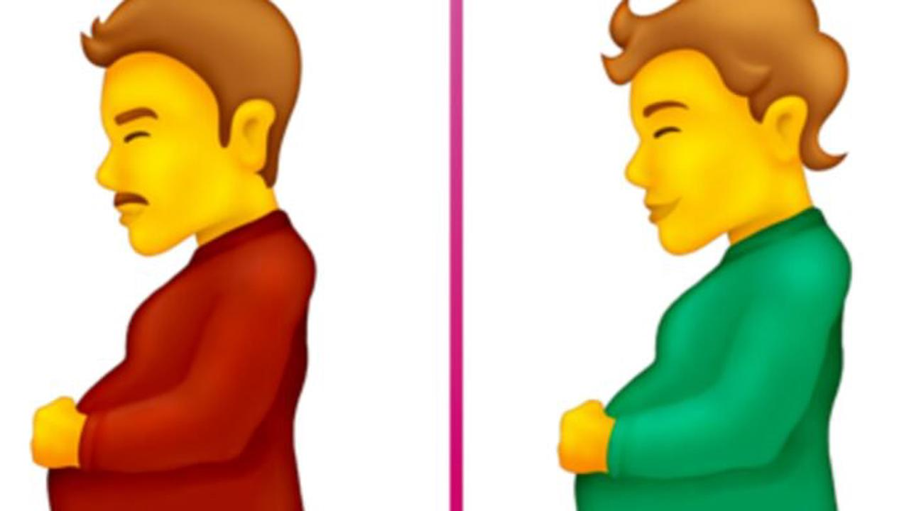 Pregnant man emoji set to come to smartphones soon in new update