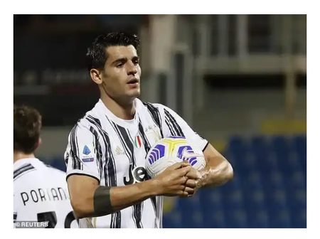 OPINION: Juventus would be wise to buy in-form Morata, but it won't be cheap