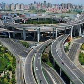 New look Of The Nairobi Flyover Before Vision 2030